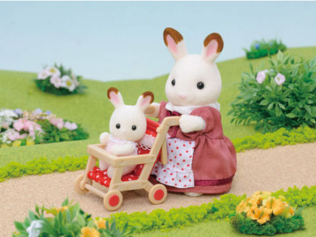 Sylvanian Families Push Chair