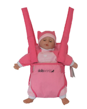 Load image into Gallery viewer, Doll World Baby Carrier