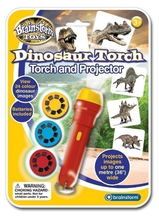 Load image into Gallery viewer, Brainstorm Toys Torch Projector - Dinosaurs