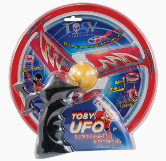 Tosy UFO assorted