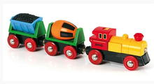 Load image into Gallery viewer, Brio Battery Operated Action Train