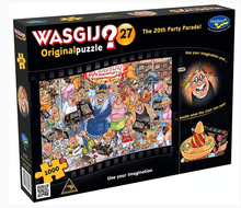 Load image into Gallery viewer, wasgij puzzle 1000pc box