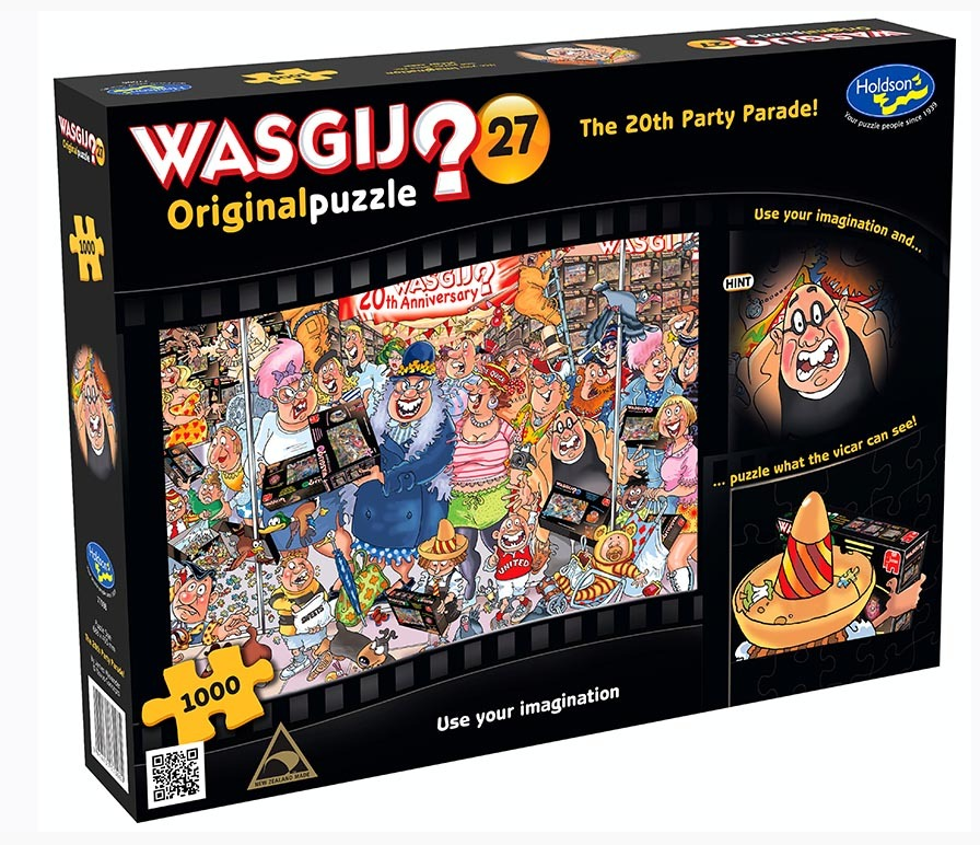 wasgij puzzle 1000pc box