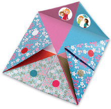 Load image into Gallery viewer, Origami Fortune Tellers - Djeco