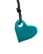 Load image into Gallery viewer, Jellystone Designs Heart Chew Pendant
