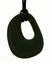 Load image into Gallery viewer, Jellystone Designs Smokey Black Organic Pendant