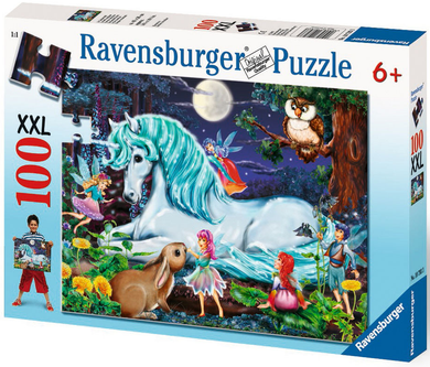 enchanted forest puzzle 1