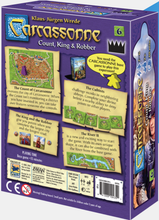 Load image into Gallery viewer, Carcassonne: Count,King & Robber Expansion 6