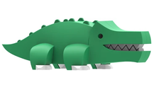 Load image into Gallery viewer, HALFTOYS Crocodile