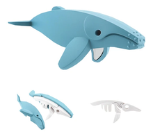 Load image into Gallery viewer, HALFTOYS Humpback Whale