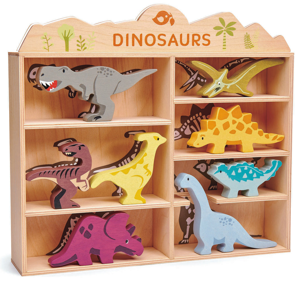 Dinosaur Box Set by Tenderleaf Toys