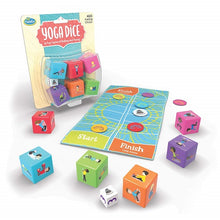Load image into Gallery viewer, Yoga Dice Game - ThinkFun