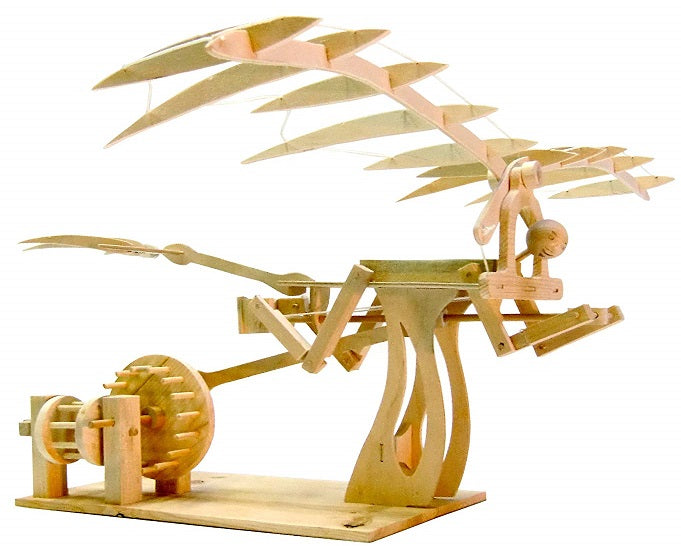Da Vinci Ornithopter Kit