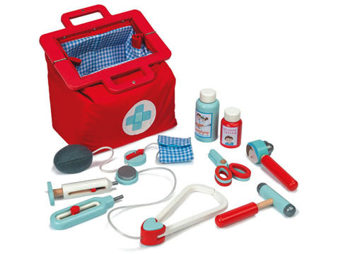 Doctor's Kit by Le Toy Van