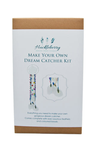 Make Your Own Dreamcatcher - Huckleberry