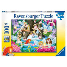 Magical Fairy Night Puzzle