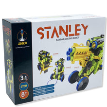 Load image into Gallery viewer, Stanley 3-in-1 Keypad Coding Robot