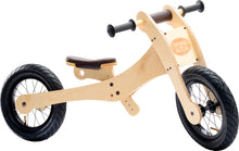 Load image into Gallery viewer, TryBike  4 in 1 - BROWN