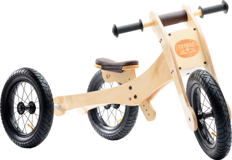 TryBike  4 in 1 - BROWN