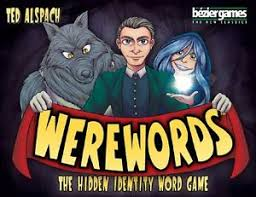 Werewords the hidden identity word game