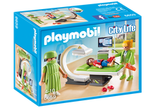 Load image into Gallery viewer, Playmobil X-Ray Room