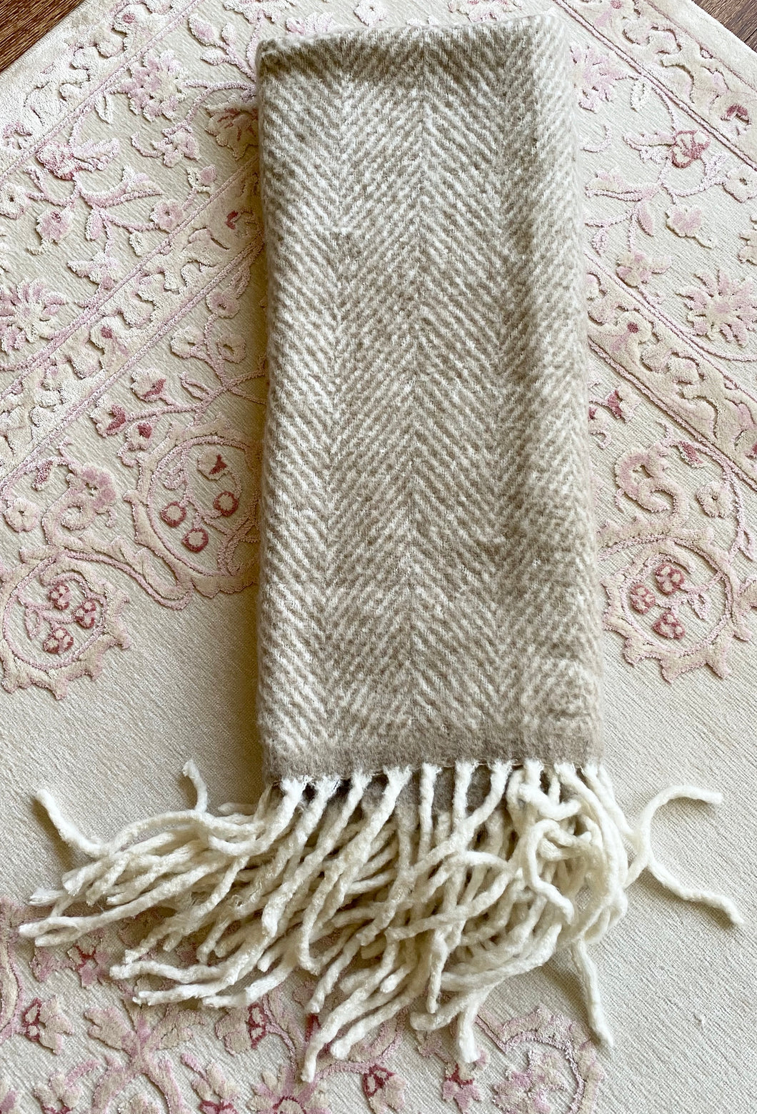 Rowan Throw Blanket