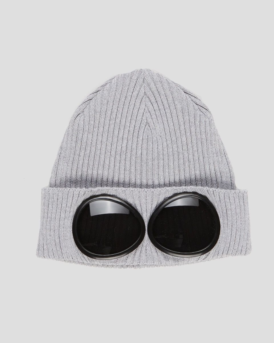 CP Company Knit Hat in Grey