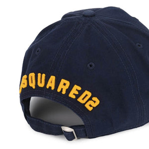 Dsquared2 ICON Embroidered Cap