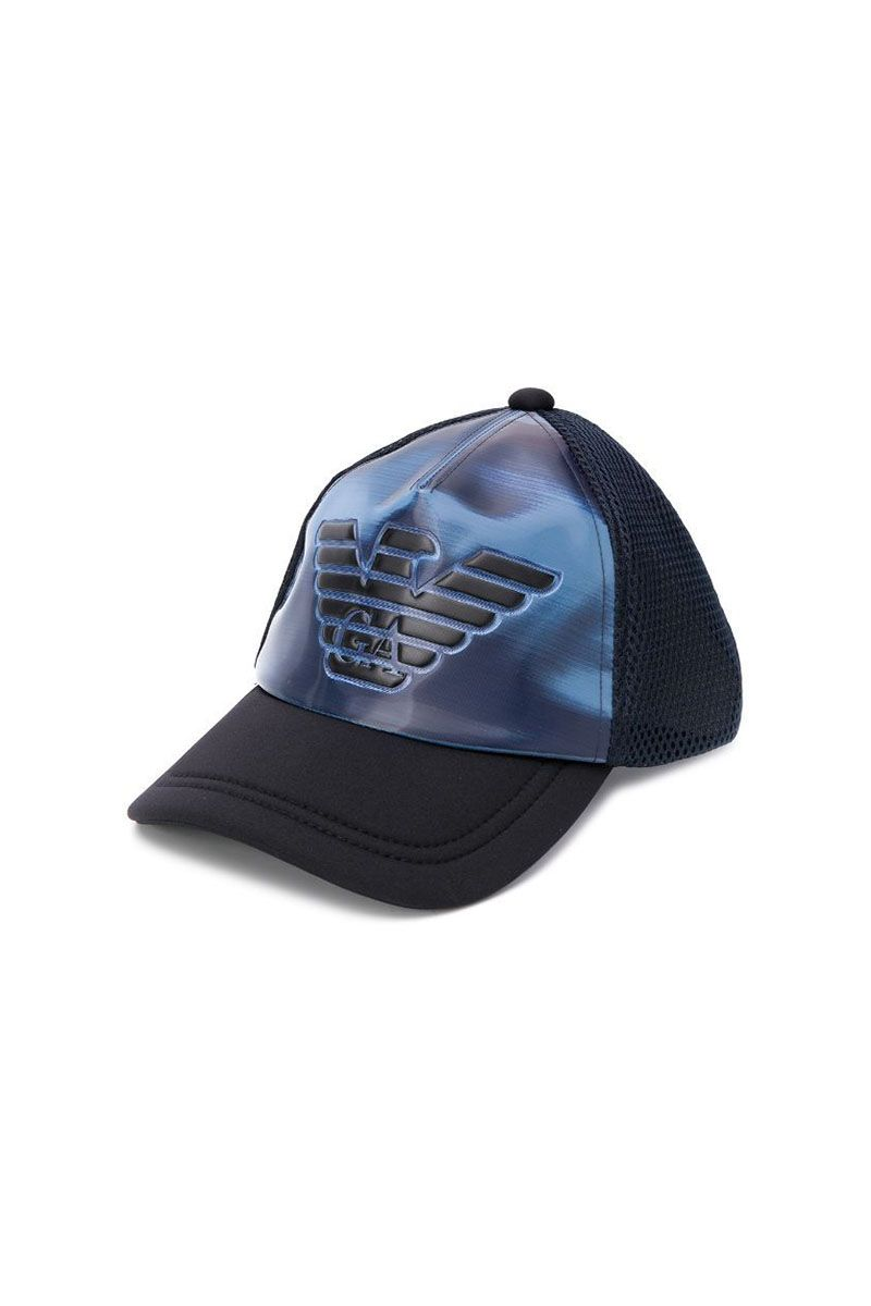 Armani Cap in Blue
