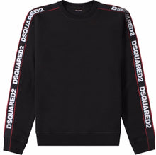 Load image into Gallery viewer, Dsquared2 Black Knit