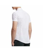 Load image into Gallery viewer, EMPORIO ARMANI SHORT SLEEVE SHIRT WHITE