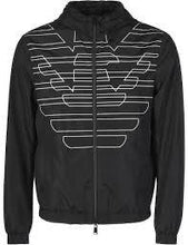 Load image into Gallery viewer, EMPORIO ARMANI - 2 SIDES JACKET - BLACK