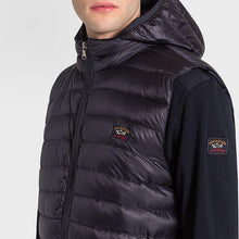 Load image into Gallery viewer, PAUL AND SHARK GILET BLACK