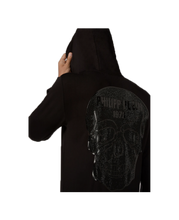 Load image into Gallery viewer, PHILIPP PLEIN-HOODIE SWEAT JACKET SKULL WITH BOTTOMS-SET-BLACK