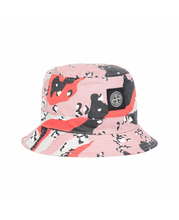 Load image into Gallery viewer, STONE ISLAND - CAMO BUCKET HAT - PINK