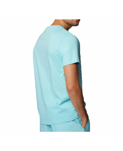 Hugo Boss - T-SHIRT RN - LIGH BLUE
