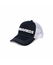 Load image into Gallery viewer, DSQUARED2 - MESH CAP - BLACK