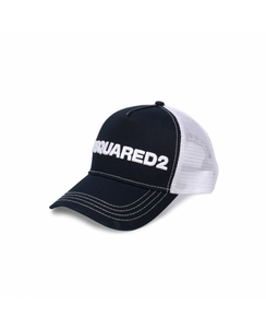 DSQUARED2 - MESH CAP - BLACK