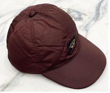 Load image into Gallery viewer, PAUL & SHARK - QUILTED CAP - DEEP RED