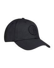 Load image into Gallery viewer, STONE ISLAND - HAT IN BLACK