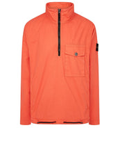 Load image into Gallery viewer, STONE ISLAND - T.CO+OLD OVERSHIRT IN ORANGE RED