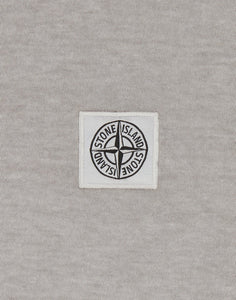 STONE ISLAND - T-SHIRT IN POWDER
