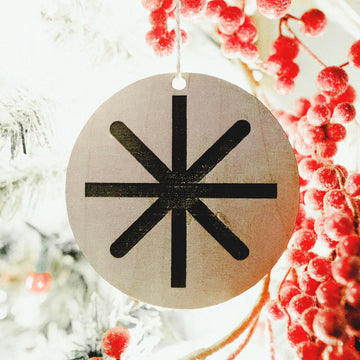 The Children's Riot star is symbolic of the childhood dream. Every ornament sold will aid in the fight against child exploitation.