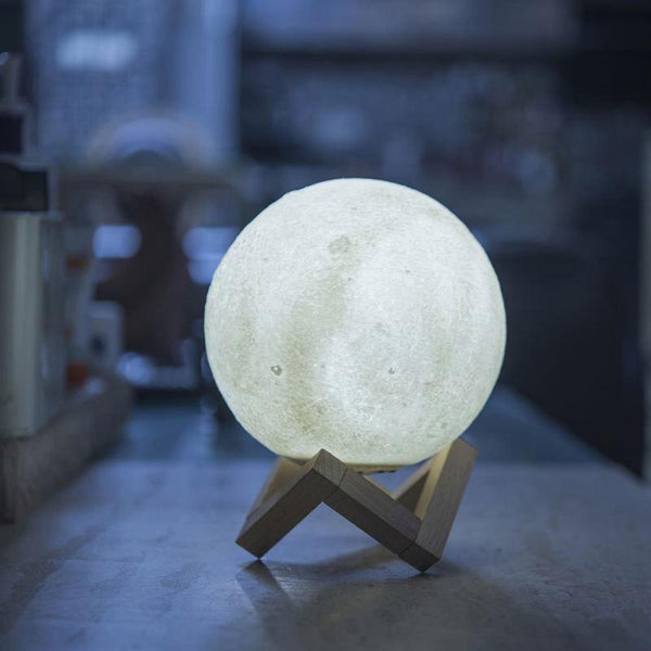 LUX Moon Lamp