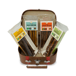 Load image into Gallery viewer, J R - Pure Meat Sticks in a Suitcase / 4 x 50 g