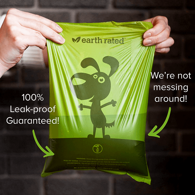 Earth Rated - Poop Bags 120 / Lavender Scented