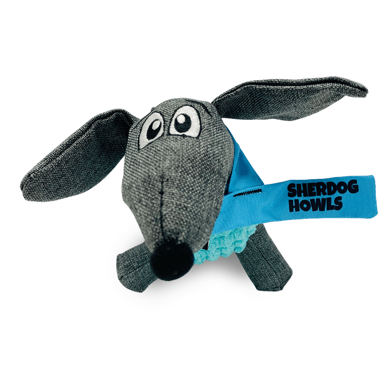 Sherdog Plush Toy