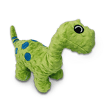 Load image into Gallery viewer, Squeaky Plush Dinosaur Dog Toy