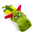 Load image into Gallery viewer, Kong - Shakers Dragon Soft Toy / Medium & Large