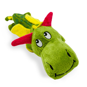 Kong - Shakers Dragon Soft Toy / Medium & Large